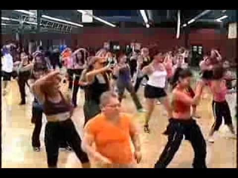 Zumba Fitness! ZUMBA  Dance! Zumba Music! An Amazing Exercise-Workout Music Video