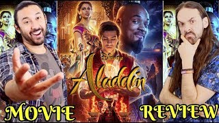 ALADDIN (2019) - Movie Review!!!