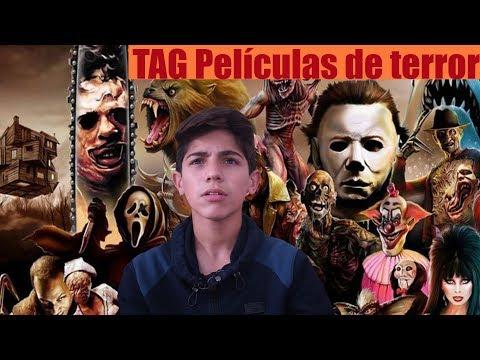 #Tag Películas de Terror de Diego Granados