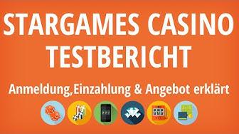 StarGames Casino Testbericht: Anmeldung & Einzahlung erklärt [4K]