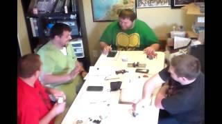 Pathfinder RPG- Baron the Titan God: Bloopers