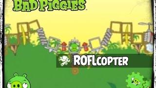 bad piggies angel wing roflcopter