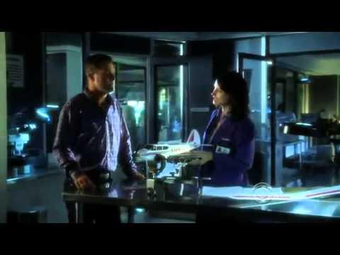 Sienna in CSI montage