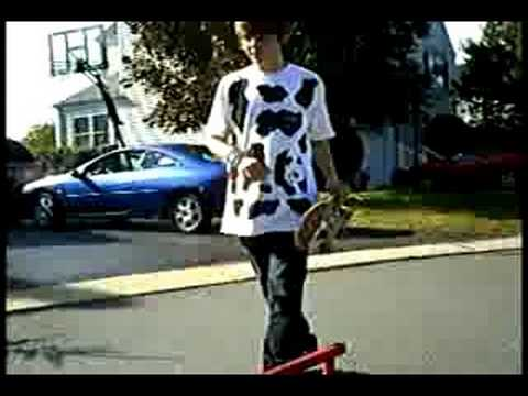 How to bs feeble grind