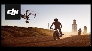 DJI — Riders: Behind the Scenes with the Zenmuse X7
