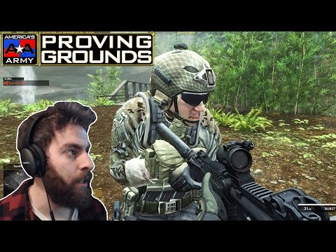 I'VE BEEN JAILED?! | America's Army: Proving Grounds
