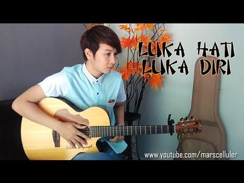 (Dangdut Populer) Luka Hati Luka Diri - Nathan Fingerstyle | Guitar Cover