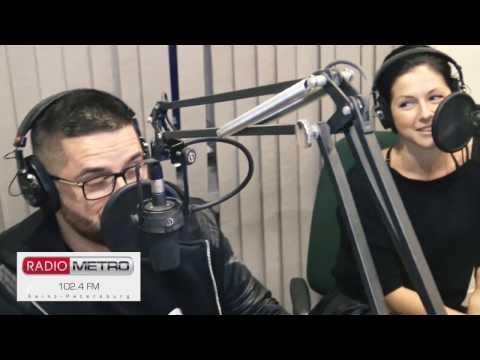 Нюша в программе Путь к Славе на радио Метро