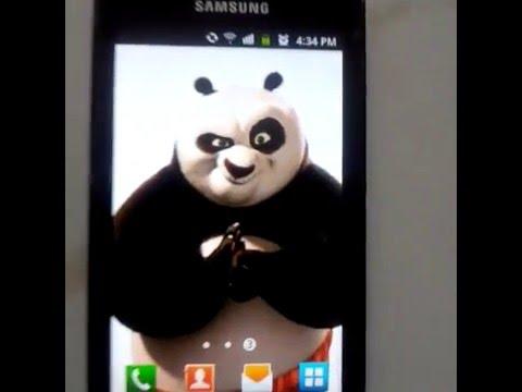 Kungfu Panda 3 Live Wallpaper Android Free App 2016