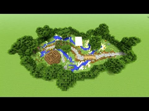 Minecraft Garden Decoration Ideas