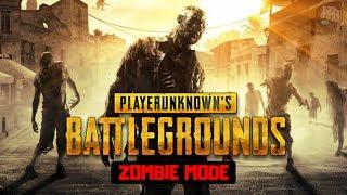 Zombie Mode Community Night PUBG Gameplay EP1