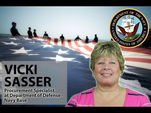 Vicki Sasser Procurement Specialist at Department of Defense and Department of Navy