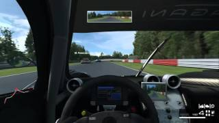 High Quality 1080p PC Gameplay: Raceroom Racing Experience: Multiplayer Race @Nordschleife