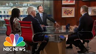 Full Panel: Democratic Establishment Fears Sanders Nomination | Meet The Press | NBC News