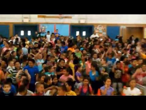 Planada Elementary School does the Harlem Shake 2013