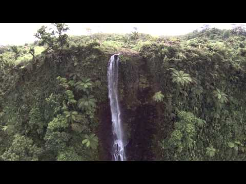 Aerial Apia: Flying a DRONE in SAMOA