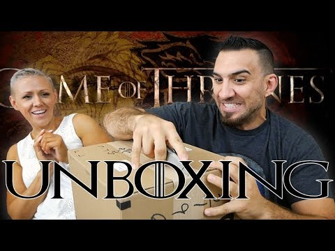 Game Of Thrones Unboxing #1