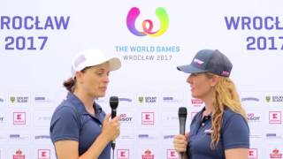 WFDF Medical Officer Jamie Nuwer - The World Games 2017
