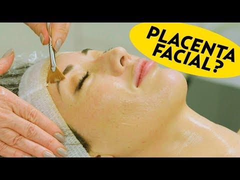 We Got A Placenta Facial With Dr. Lancer! | The SASS With Susan And Sharzad