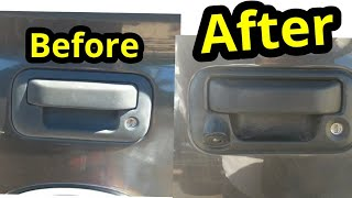 Ford Truck Back-Up Camera Install (Tailgate Handle) thumbnail
