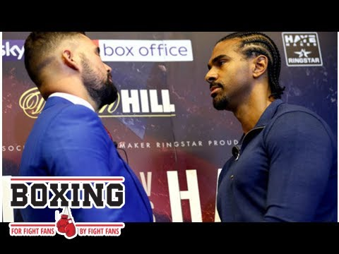 Haye Vs Bellew Live Stream: How To Watch The Fight Online