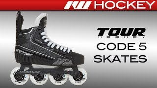 Tour Code 5 Skate Review