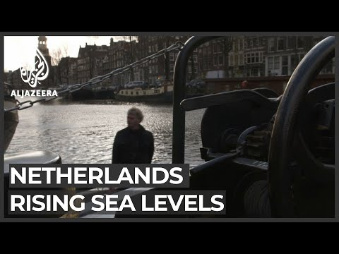 The Netherlands is under serious rising sea-level threat
