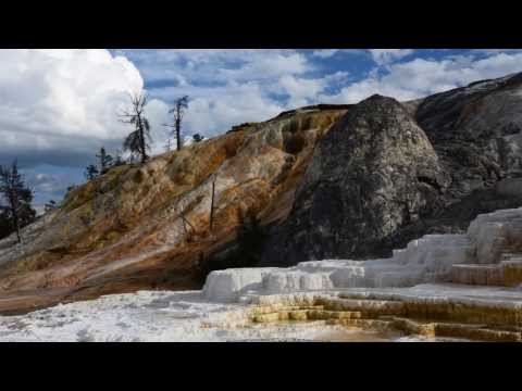 Yellowstone National Park - Nature Relaxation Video