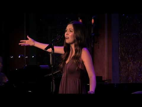 "Broadway Workshop at 54 Below - Kiarra Goldberg  ""Have a Nice Day"""