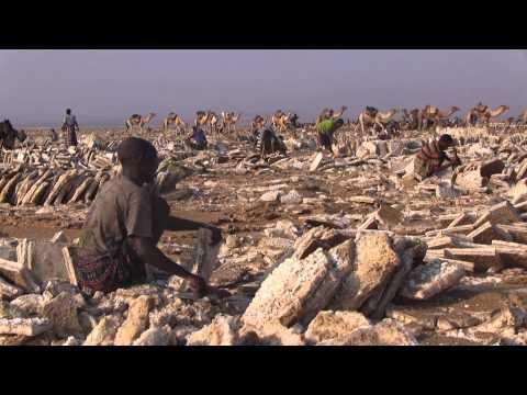 Ethiopie le Désert du Danakil