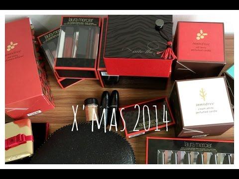 ♥黑咪敗家♥ Christmas Set 2014入手 + Christmas Giveaway