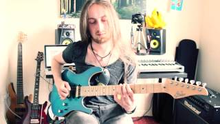International Guitar Jam - Jack Gardiner