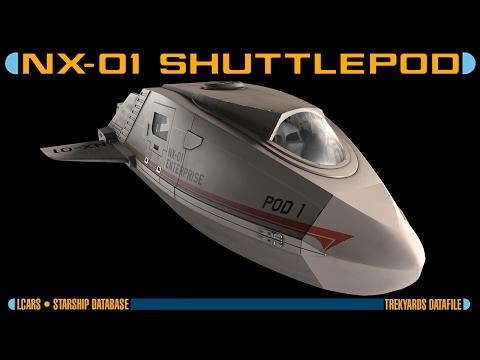 NX-01 Shuttle Pod - Datafile