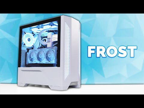 FROST Gaming PC - Time Lapse Build