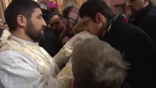 Артур Джанибекян подарил армянской церкви  Москвы частицу мощей Святого Григория Просветителя(, 2017-01-06T15:05:38.000Z)