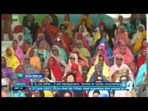 Télé Djibouti Chaine Youtube : JT en Somali du 27/06/2017