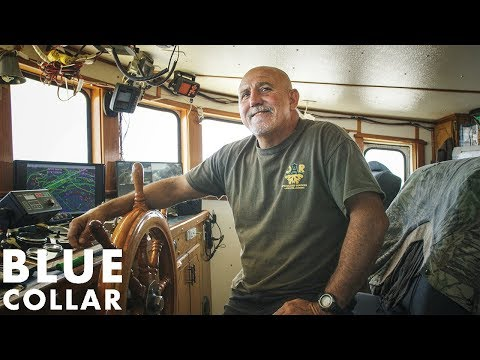 Blue Collar - What Being A Shrimp Boat Captain Is Really Like