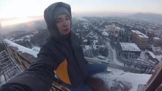 видео гостиница Кавказ