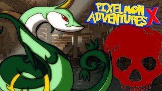 TO NIE WALKA, TO MASAKRACJA! - Pixelmon Adventures X #44 /w Hunter