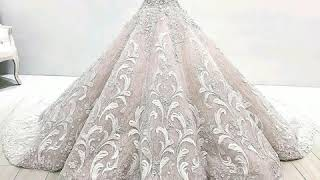 Top Wedding  gown Latest 2019// Most beautiful gowns for girls designs