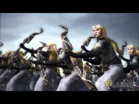 Medieval 2 TW : The Sundering - Rise of the Witch King (Trailer)
