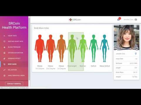 SRCOIN ICO обзор | децентрализованная  платформа здравоохранения