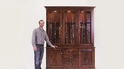 Gun Cabinets - Country Lane Furniture