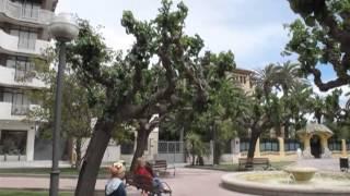 Город Салоу, Коста Дорада, Испания(Город Салоу, Коста Дорада, Испания. Подробнее на сайте о своих путешествиях http://travel-theworld.ru/, 2013-07-10T17:36:50.000Z)