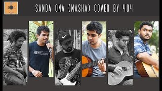 Sanda ona (Masha) Cover by 404