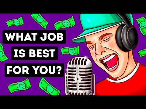 What Career Best Suits You?   Personality Test
