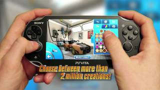 ModNation Racers: Road Trip Feature Trailer - PS Vita
