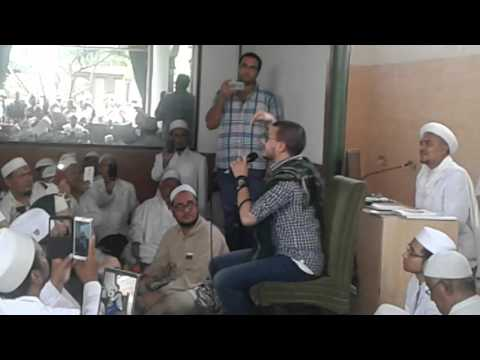 Mostafa atef with Habib Rizeq Syihab