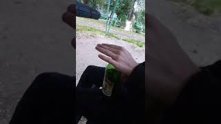 Как играть биг бэйби тэйпа на бутылке из лимонада