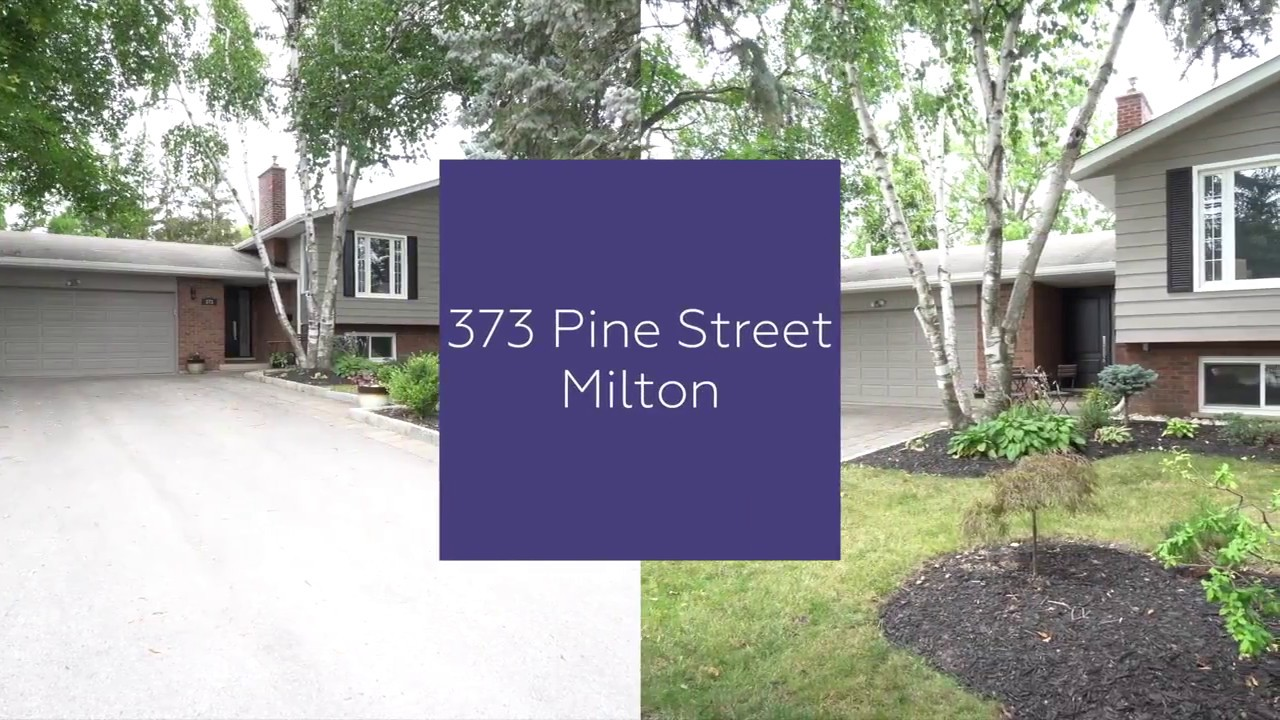 milton real estate 373 pine st milton ontario bungalow for sale